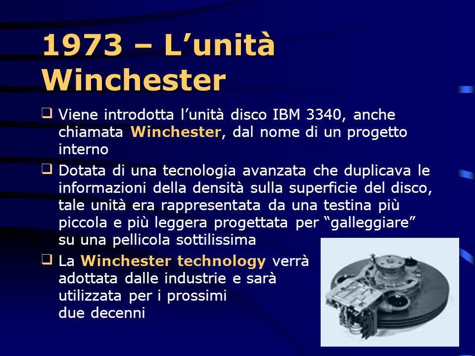 1972 Gli esperimenti del team IBM sull'orbita lunare ricevono il NASA award per i rilevanti contributi alla scienza lunare nella missione dell'Apollo