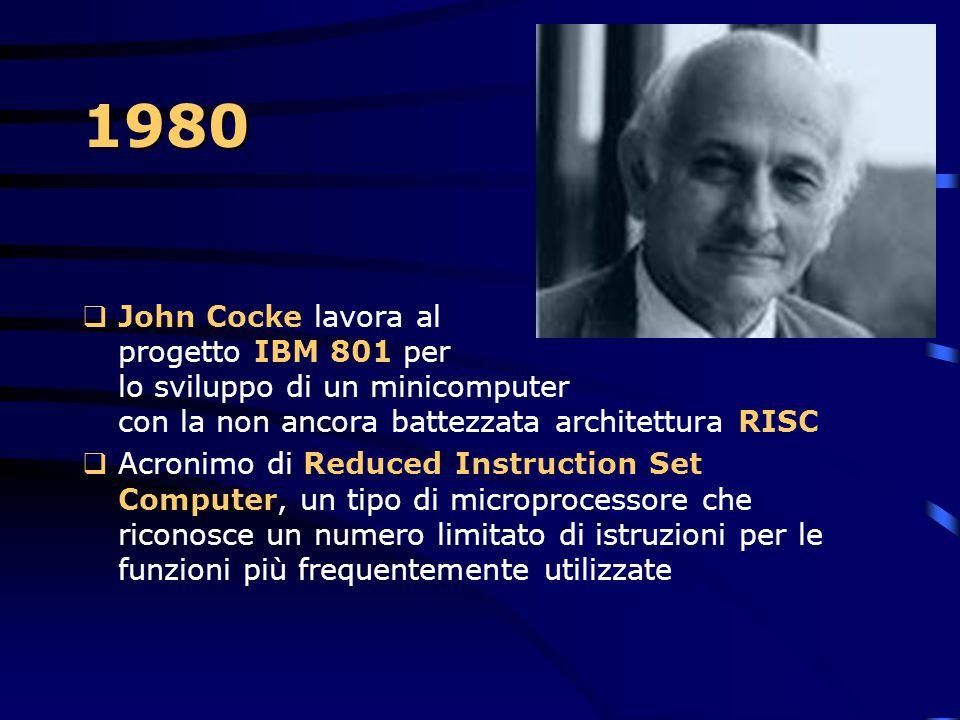 George Laurer Dopo la laurea nell'Università del Maryland nel 1951, entra nel team IBM come junior engineer, dove passa 15 anni come engineering mana