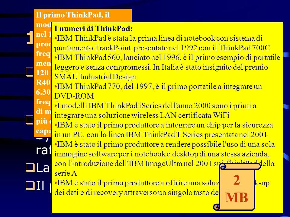 1991  Prima versione di OS/2 IBM... ma dentro c'è ancora tanto Microsoft.