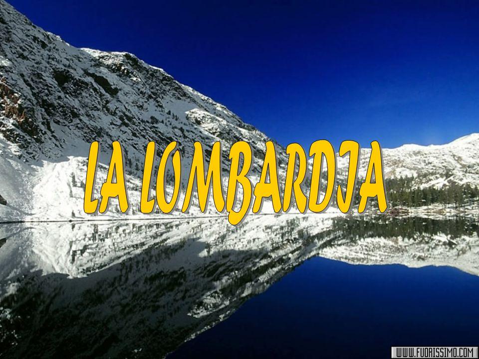 La Lombardia misura 23.861 km quadrati per circa 9 milioni di abitanti.
