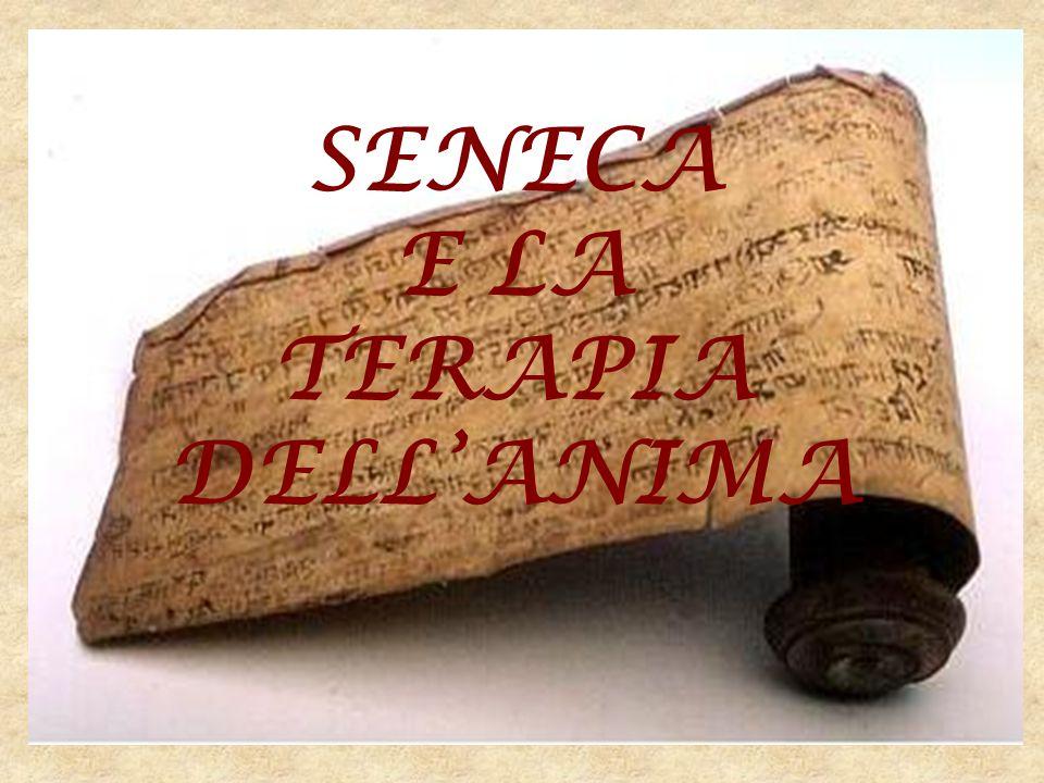 SENECA E LA TERAPIA DELL'ANIMA