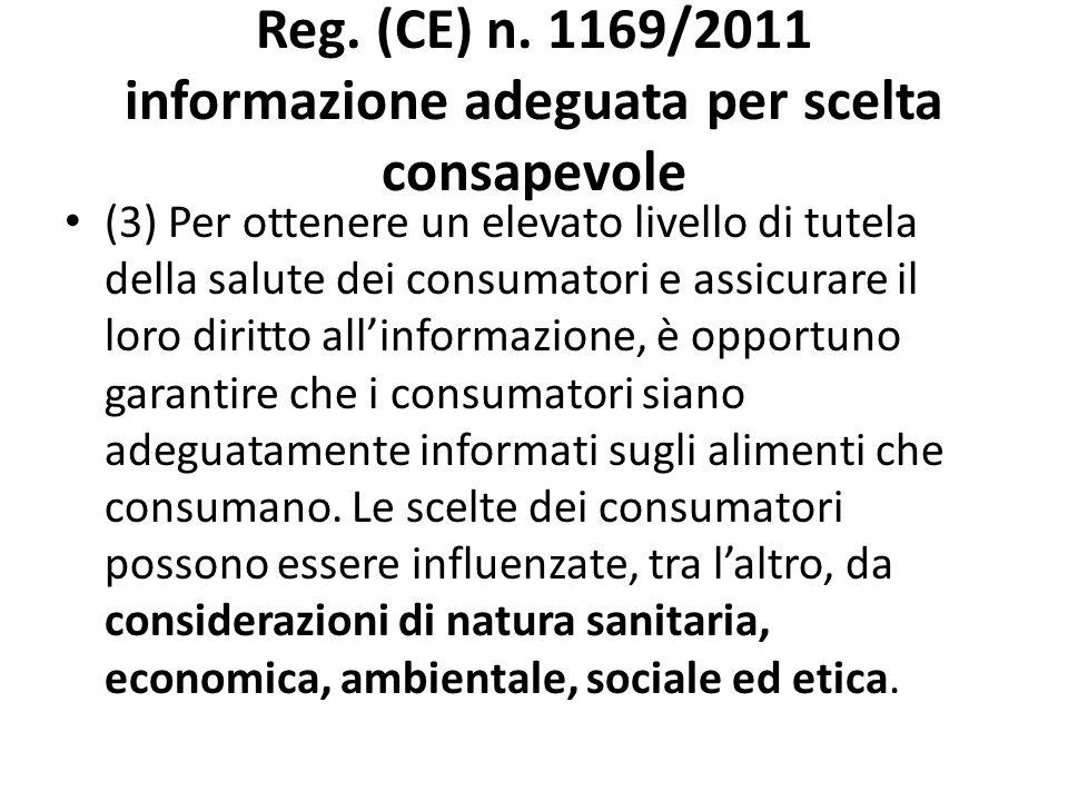 Reg.(CE) n.