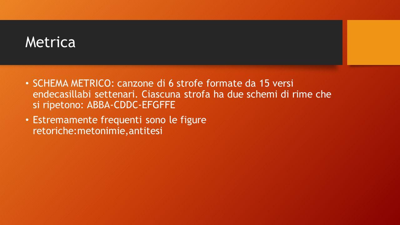 Guittone D'Arezzo scrive questa canzone ricordando la sanguinosa sconfitta subita dai Fiorentini,ad opera dei Senesi e degli esuli ghibellini con l'aiuto dei Tedeschi.