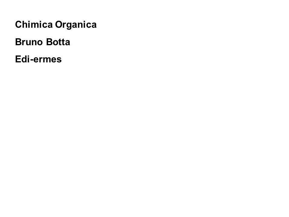 Chimica Organica Bruno Botta Edi-ermes