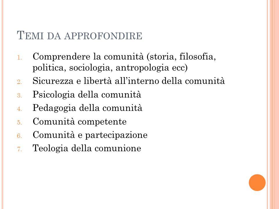 TESTI Comunità virtuale Cavallo Marino – Spadoni Federico, I social network, come internet cambia la comunicazione, Milano, Franco Angeli, 2010.