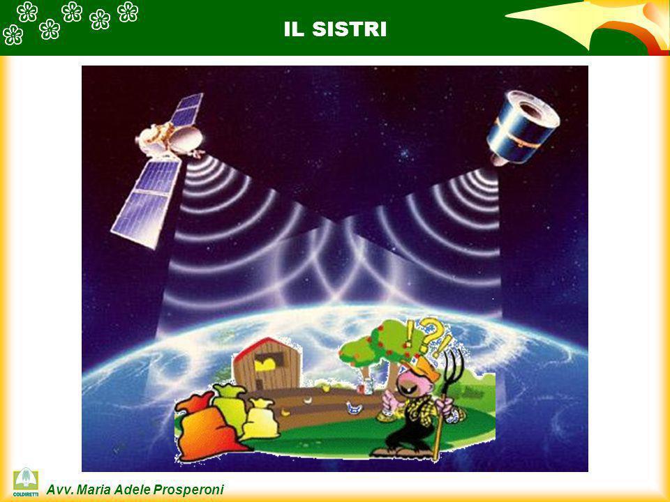 Avv. Maria Adele Prosperoni IL SISTRI