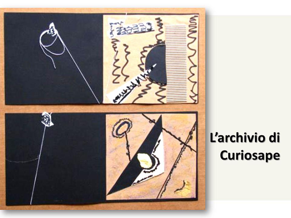 L'archivio di Curiosape