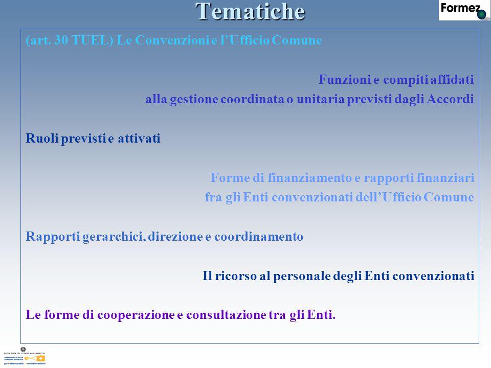 Tematiche (art.