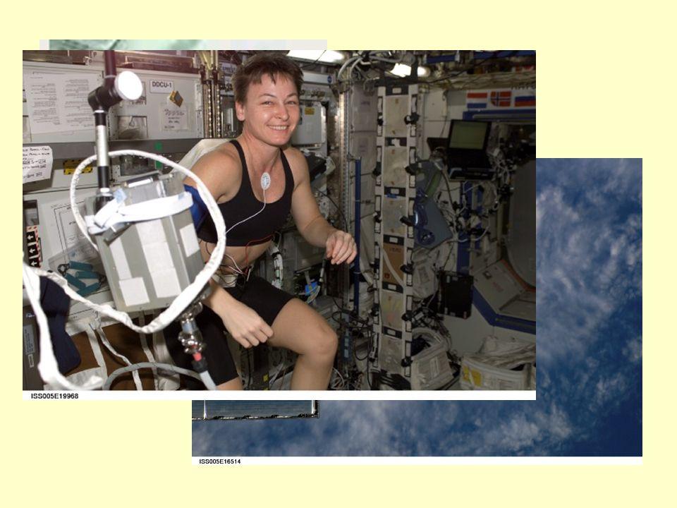 Un tour della stazione spaziale...