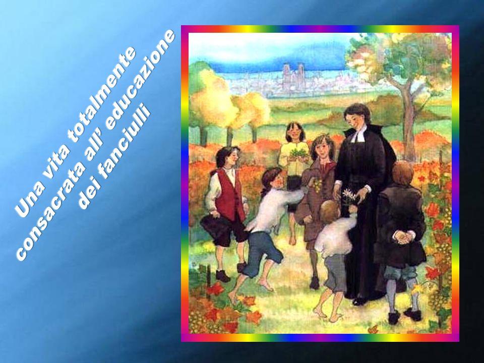 Quando non c'era scuola,Jean-Baptiste accompagnava suo nonno e padrino Jean Moët nelle sue vigne, al torchio e nelle sue cantine.
