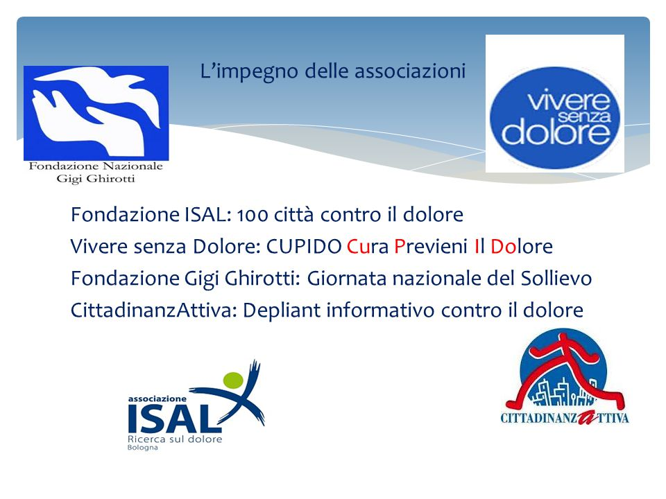 Strengthening of palliative care as a component of integrated treatment throughout the life course Risoluzione approvata il 25 maggio 2014