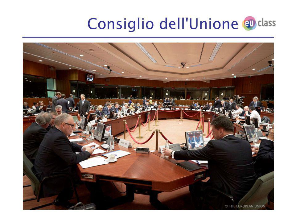 Consiglio dell Unione
