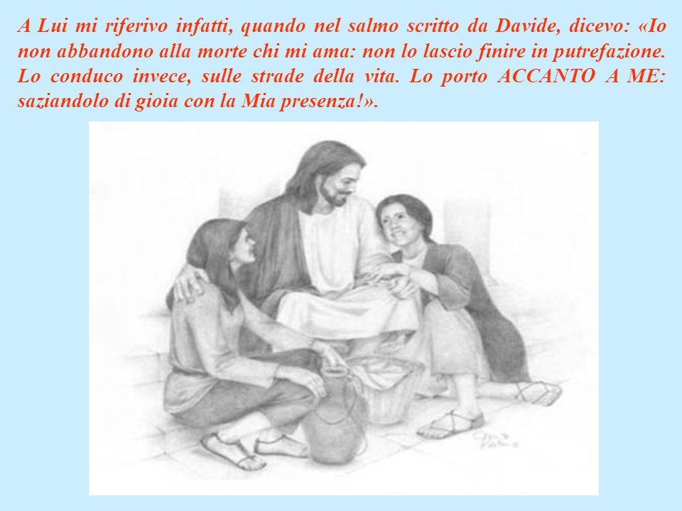 Mentre cenavamo allora presi il pane, resi grazie a Dio, lo spezzai e lo diedi loro: proprio nel modo in cui lo davo ai miei discepoli prima di essere crocifisso.