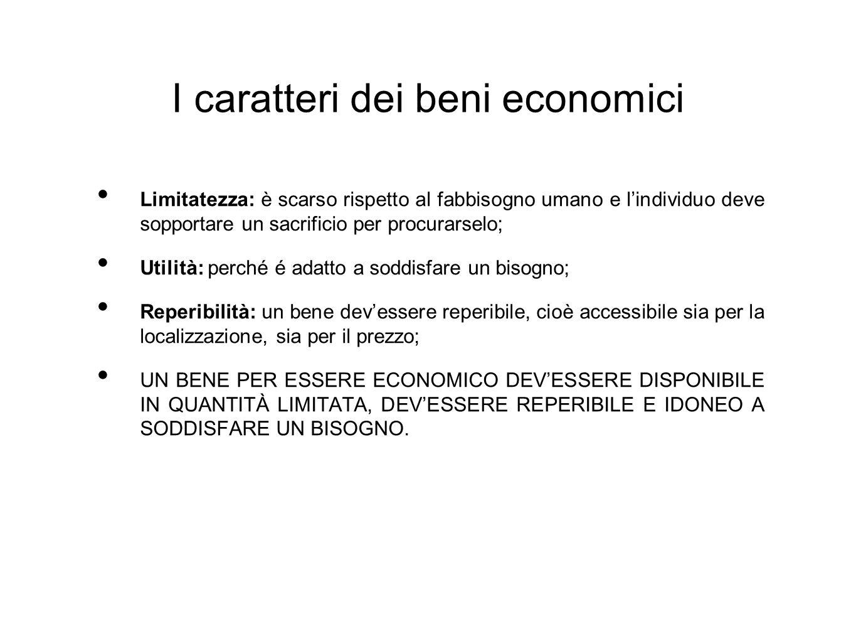 Beni a domanda elastica e beni a domanda rigida Domanda rigida: beni di prima necessità - le variazioni di prezzo non indiono in maniera rilevante sulla domanda.