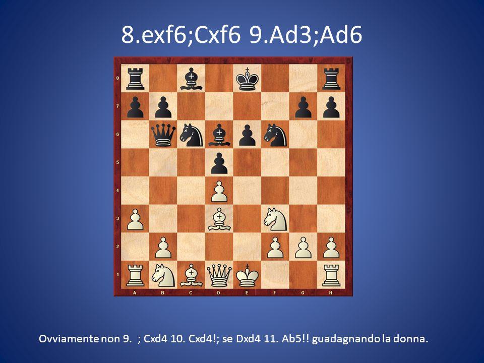 10.b4;a6 11.0-0;0-0 12.Ab2;Ad7 13.Cbd2 Giocata dopo lunga riflessione.