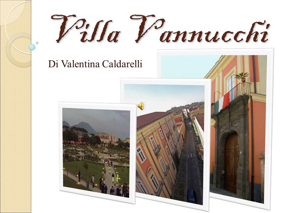 Villa Vannucchi Di Valentina Caldarelli