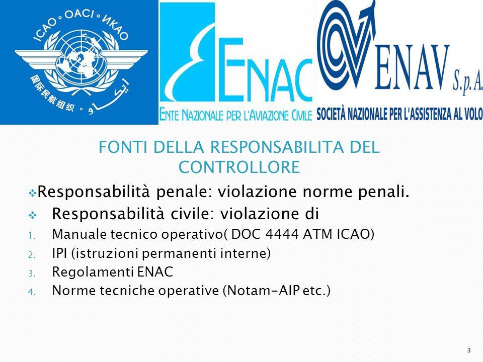  Responsabilità penale: violazione norme penali.  Responsabilità civile: violazione di 1.