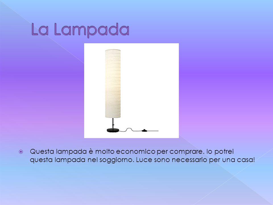  Questa lampada è molto economico per comprare. Io potrei questa lampada nel soggiorno. Luce sono necessario per una casa!