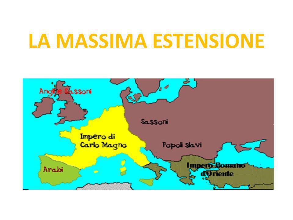 LA MASSIMA ESTENSIONE