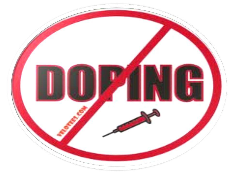 Secondo noi il doping è sbagliato perché nella vita porta solo a commettere degli errori.
