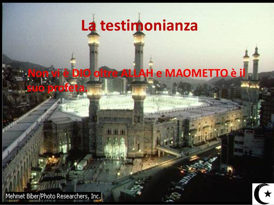 La Ka 'Bah La Ka 'Bah o Pietra Nera è il centro spirituale dell'Islam.