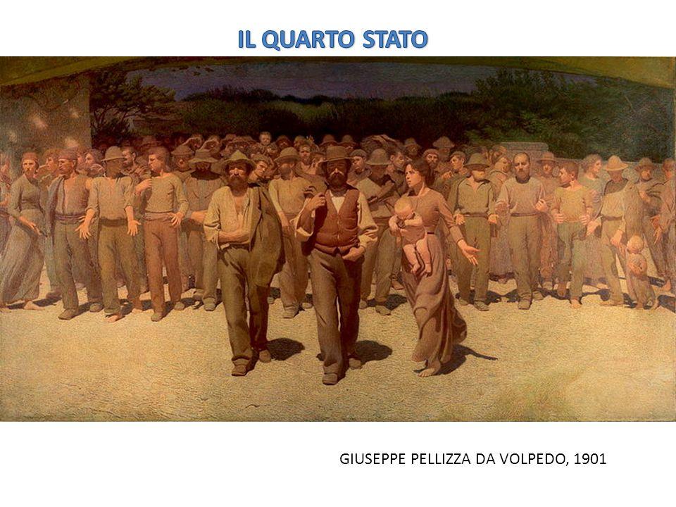 GIUSEPPE PELLIZZA DA VOLPEDO, 1901