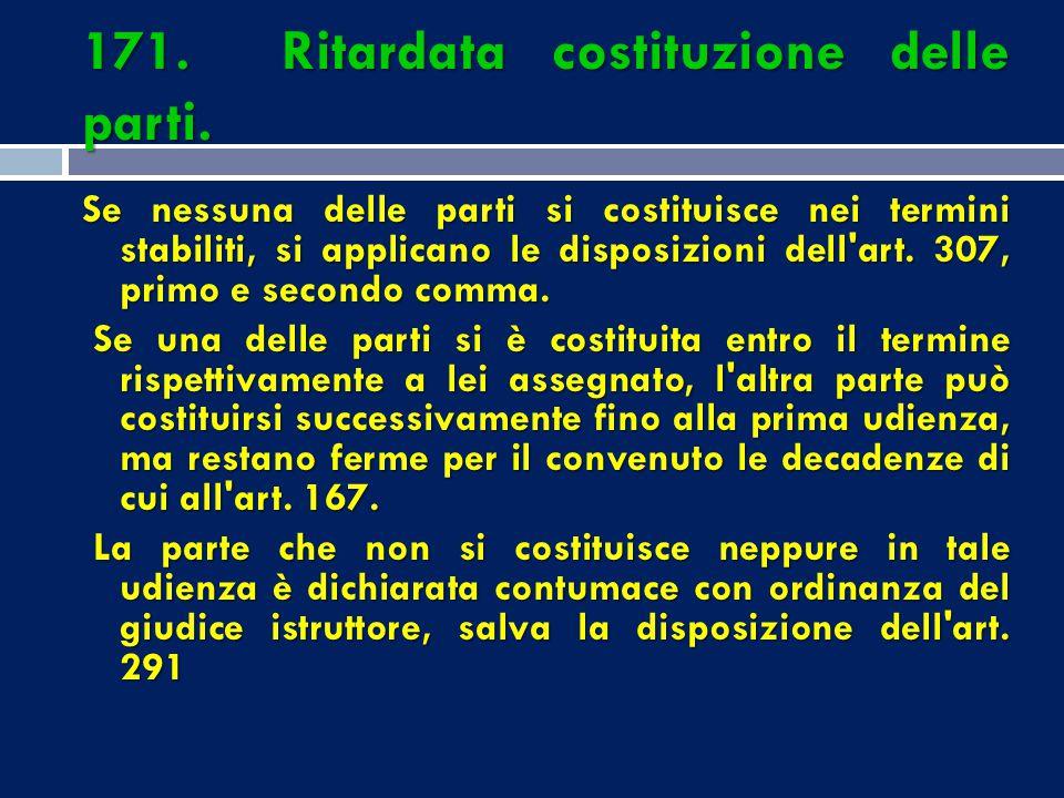Con citazione 19.3.2010 Antonio Alfa ha convenuto dinanzi al Tribunale di Isernia Giovanni Beta, lamentando lesioni e infiltrazioni al suo appartament