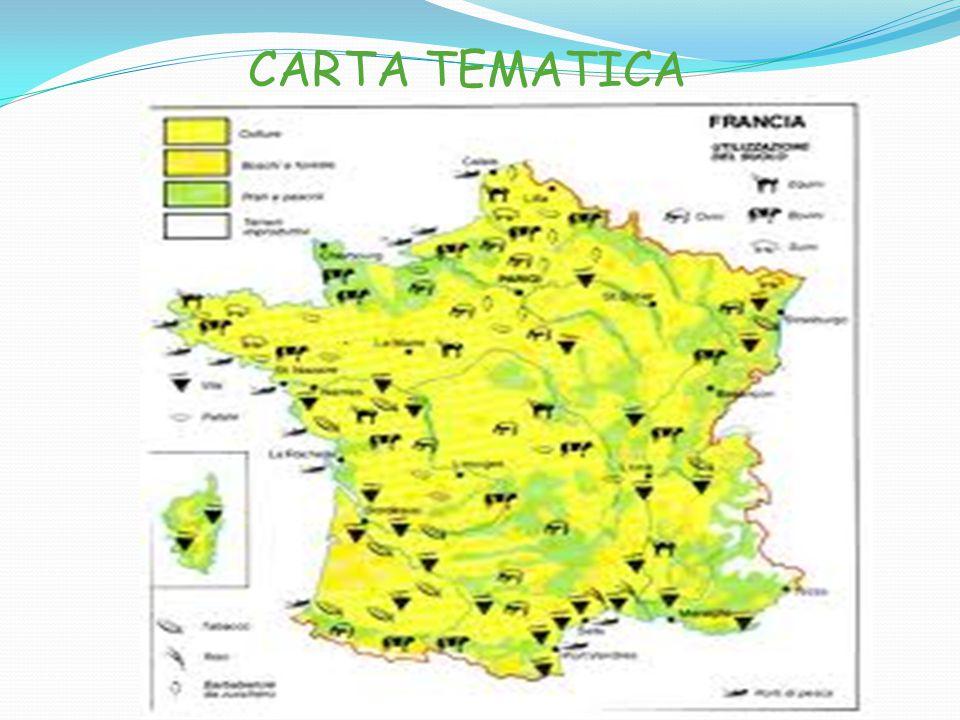 CARTA TEMATICA