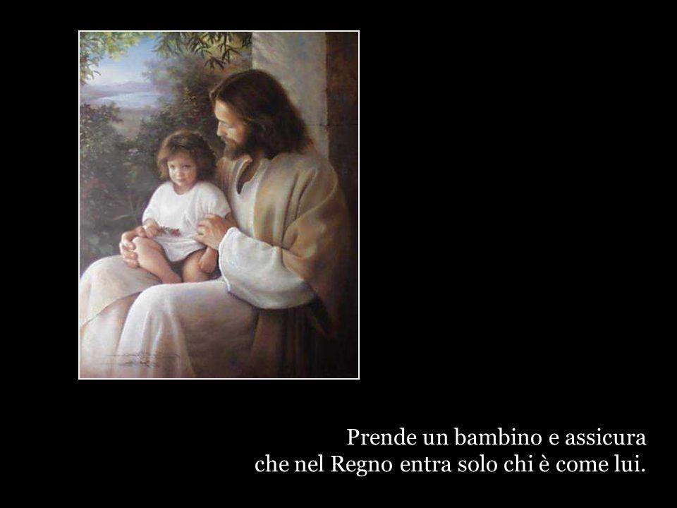 Gesù non dice ai due discepoli che gli hanno chiesto di diventare primi ministri nel suo regno: siete degli arrivisti, degli arrampicatori sociali a s