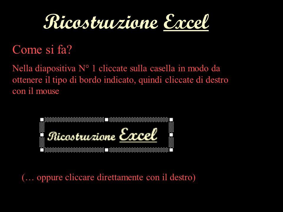 Ricostruzione Excel Agganciare il file : Ratei & Risconti.xls in modo che in locale venga eseguito al posto di questo messaggio. Come si fa?