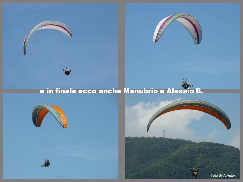 e in finale ecco anche Manubrio e Alessio B. Foto By A.Antoni