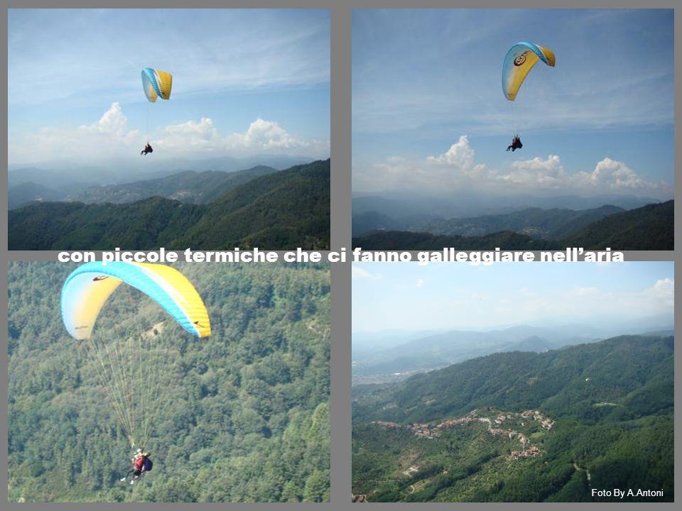 Io mi sposto sopra Valgiano Foto By A.Antoni