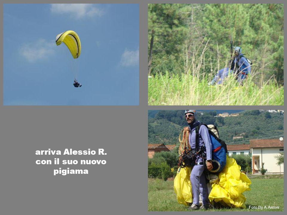 Mario atterra lontano e Bracino rotola vicino Foto By A.Antoni