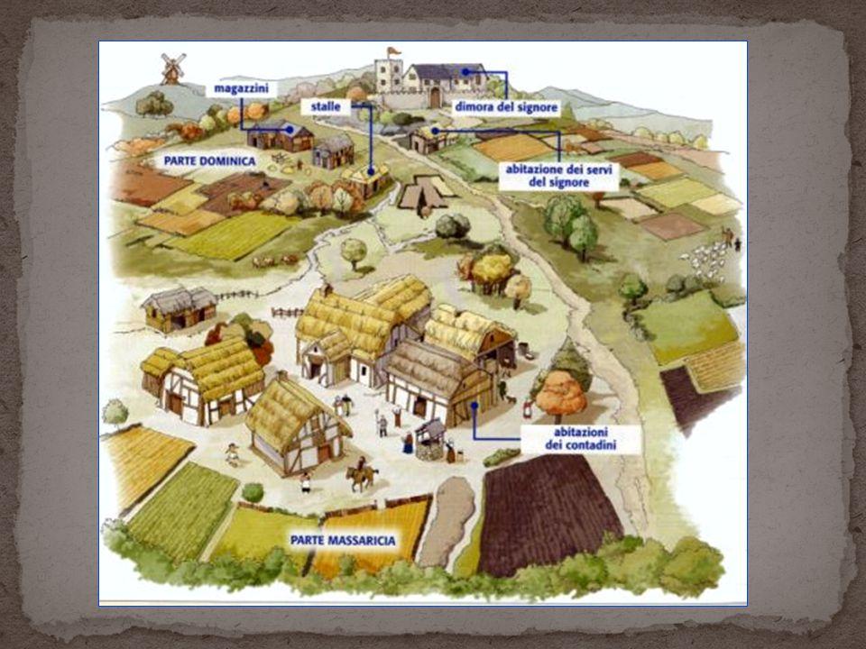 Principale occupazione del nobile signore era la guerra, grazie alla quale conquistava nuove terre e si procurava ricchezze.
