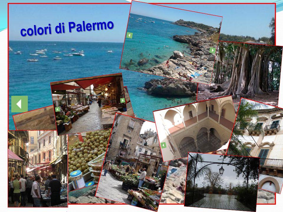 colori di Palermo