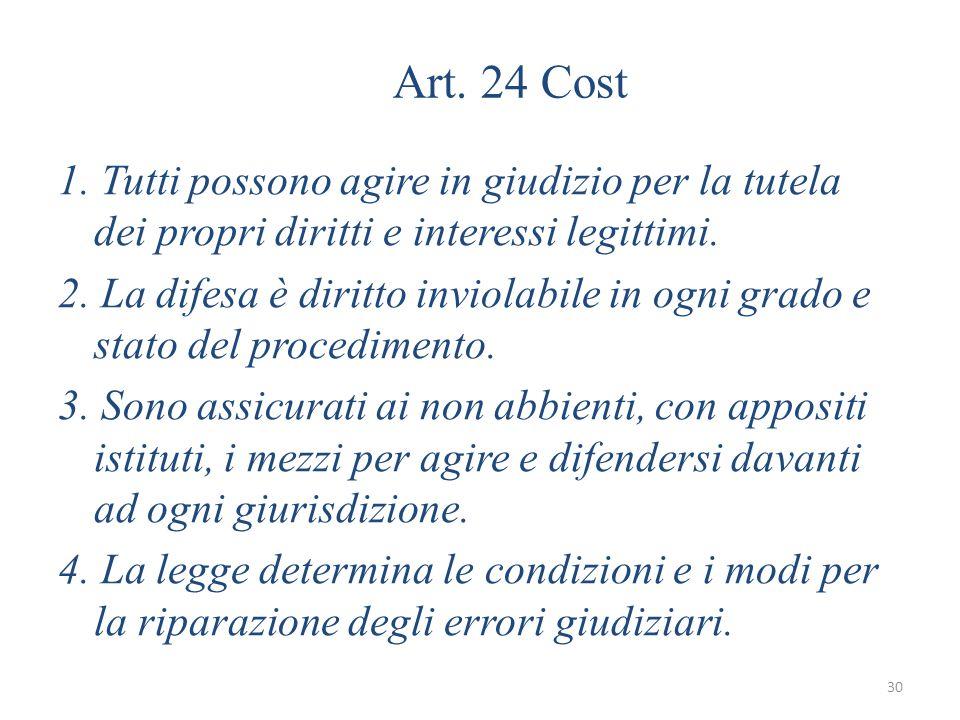 30 Art.24 Cost 1.