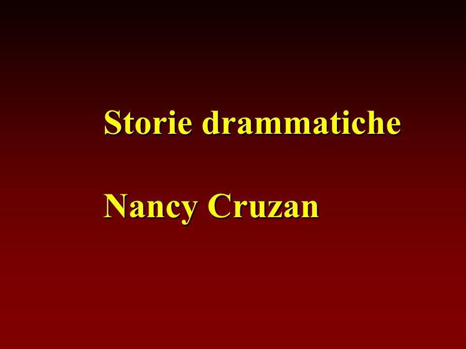 Storie drammatiche Nancy Cruzan