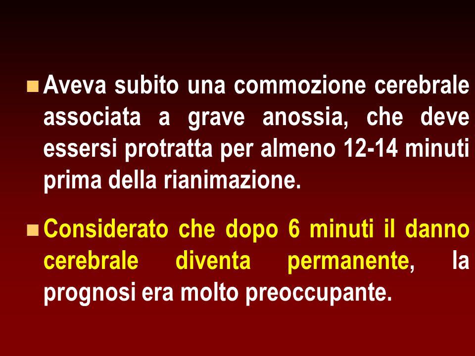Decorso dello stato vegetativo n n Fino a dieci anni fa la speranza di vita di questi pazienti era di 2-5 anni.