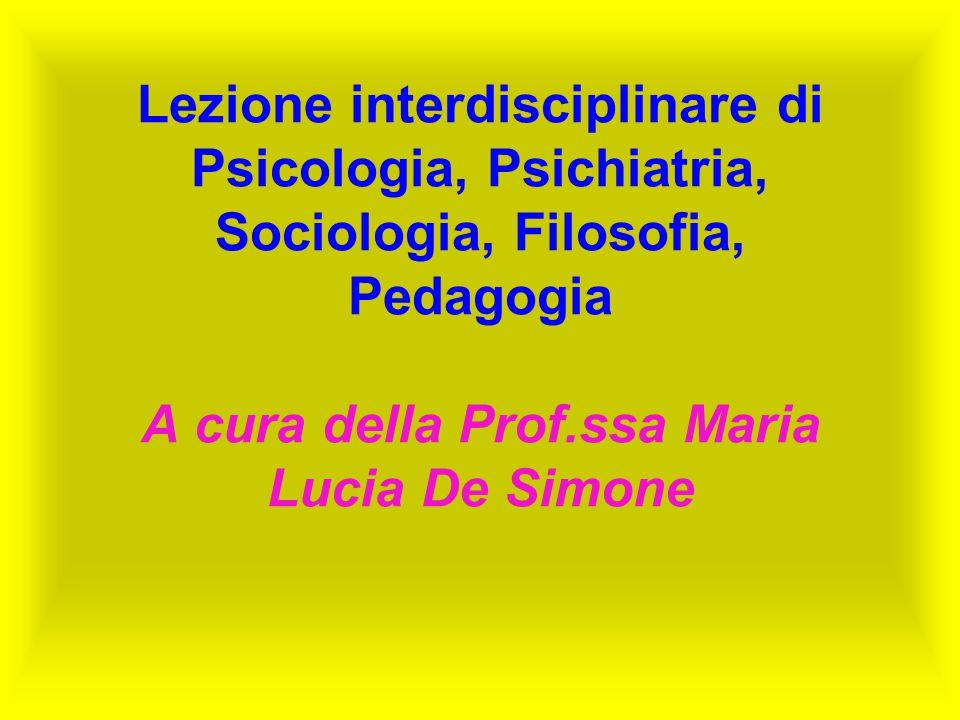 Aspetti psicofisiologici e psicosociali dell'uso di sostanze psicoattive e dell'alcol