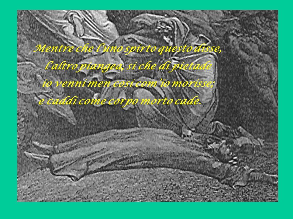 Noi leggiavamo un giorno per diletto Di Lancilotto come amor lo strinse: soli eravamo e senza alcun sospetto.