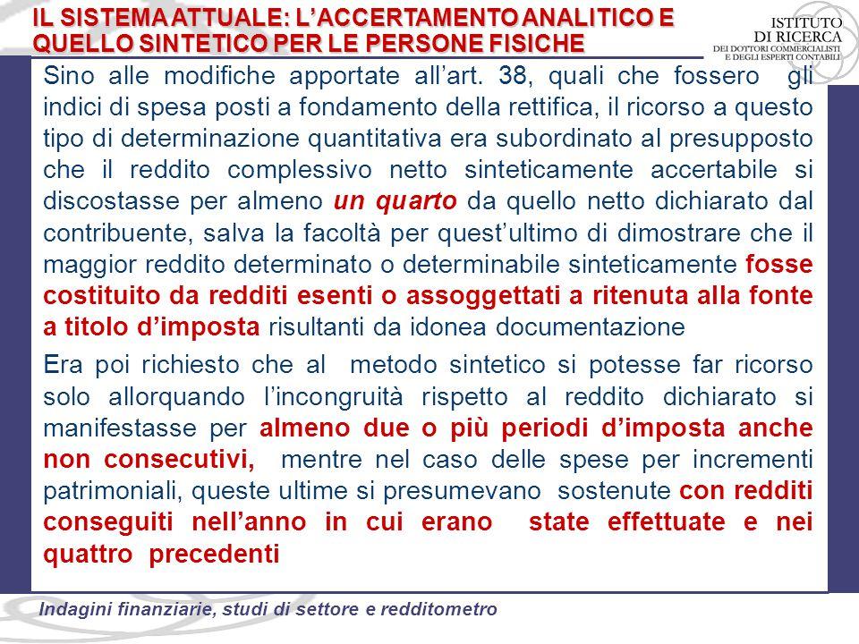 50 Indagini finanziarie, studi di settore e redditometro Una serie di sentenze di merito: - CTP Rimini, 21 marzo 2013, n.