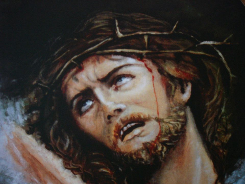 Se Egli ha assunto tutti i dolori, le divisioni, i traumi dell'umanità, posso pensare che dove vedo una sofferenza, in me o nei miei fratelli e sorell