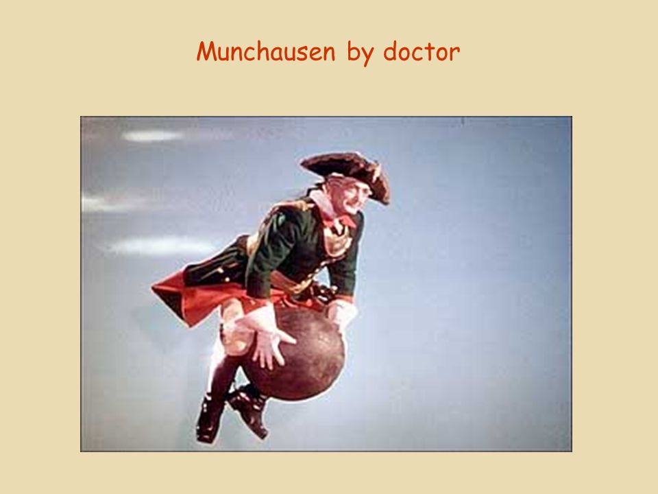 Munchausen by doctor