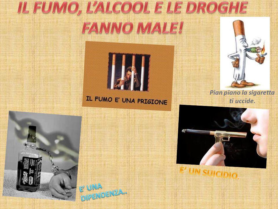 Fumagans malus est!!.Il latino parla chiaro Non puoi vivere con una sigaretta in mano.