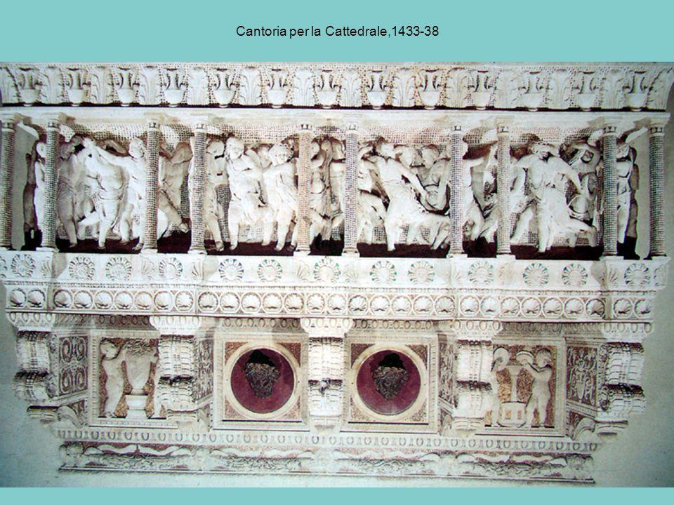 Cantoria per la Cattedrale,1433-38