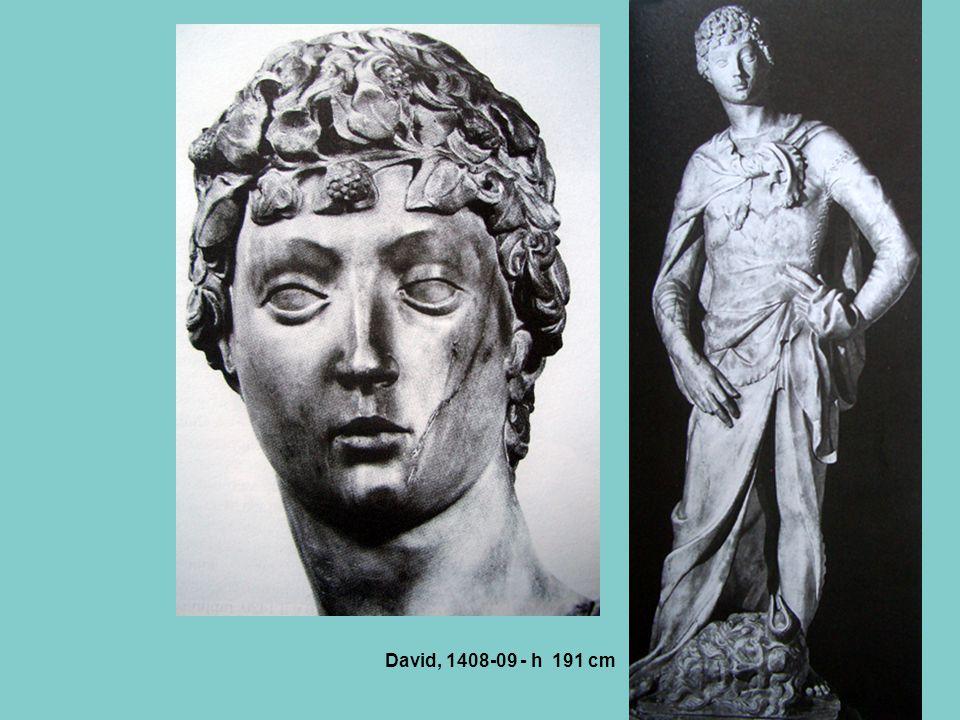 David, 1408-09 - h 191 cm