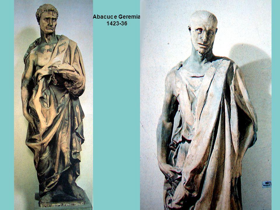 Abacuc e Geremia 1423-36