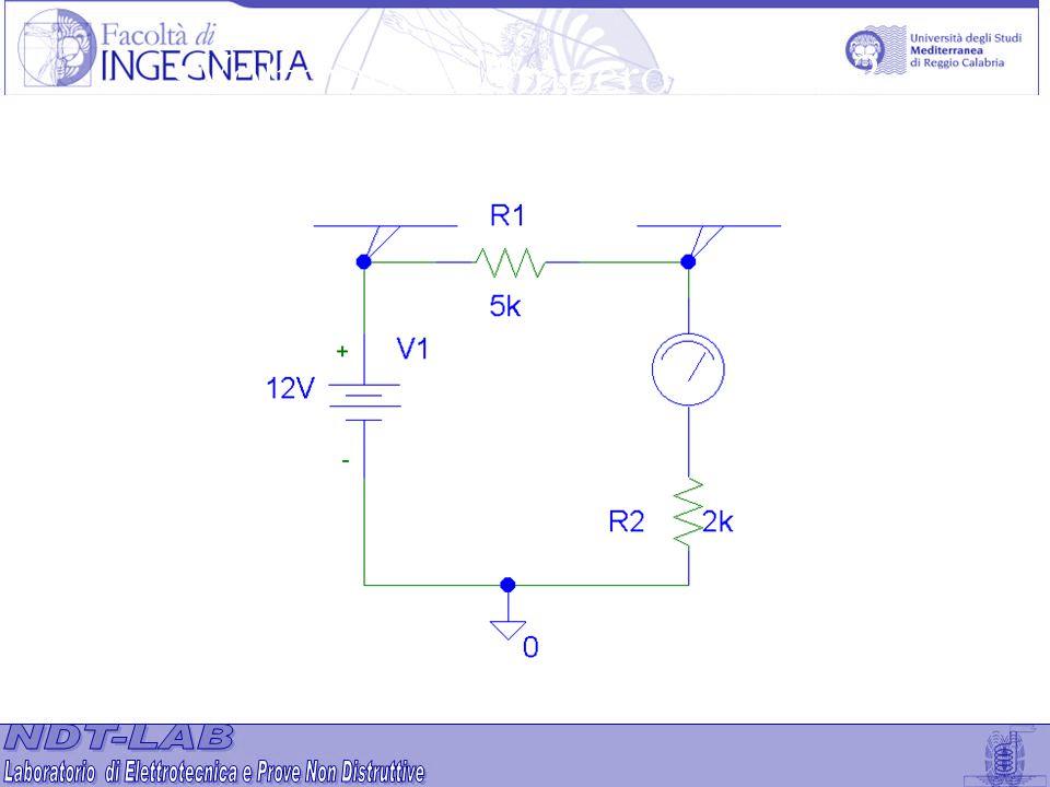 Voltmetri e Amperometri #2