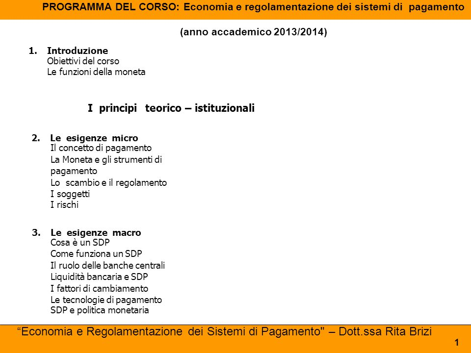 112 L'end-Date Regulation: un focus (1/2) Regolamento 260/2012 (cd.