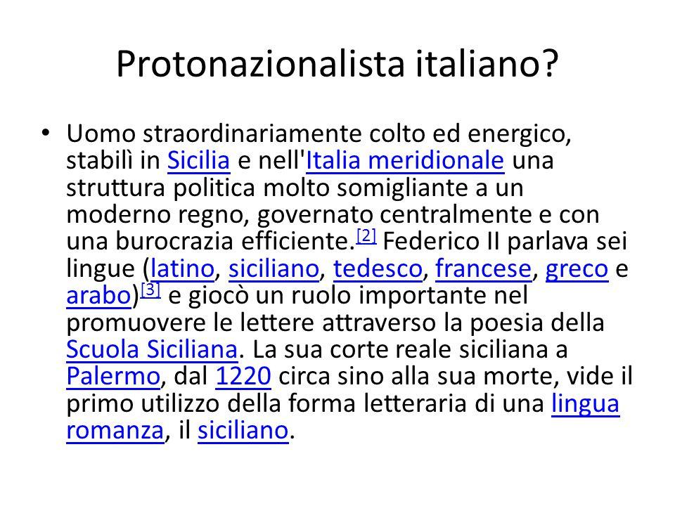 Nicola Pisano Nicola Pisano, citato nei documenti più antichi come Nicola de Apulia, probabilmente arrivò in Toscana proprio con Federico II, alla cui corte potrebbe aver trovato la sintesi tra gli stimoli classici e transalpini che caratterizzarono la sua rivoluzione figurativa.
